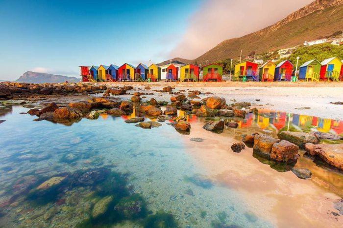 Capetown child friendly beaches