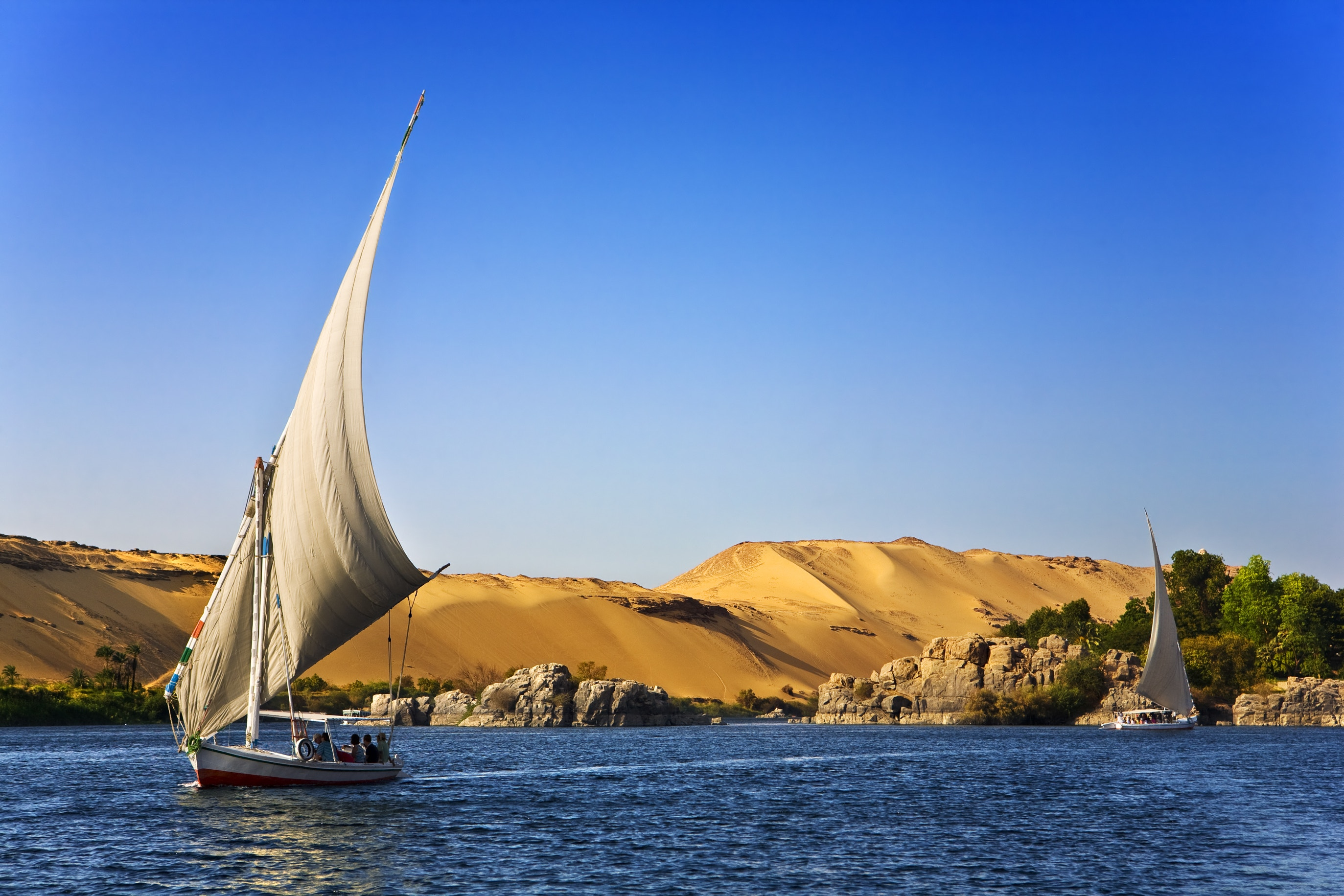 Travel Africa : Nile