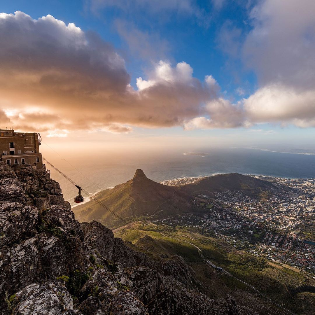 Travel Africa : Cape Town